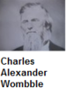 Charles Alexander Womble
