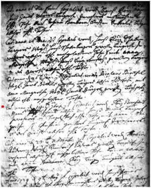 German Marriage Register