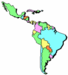 has Latin America Map