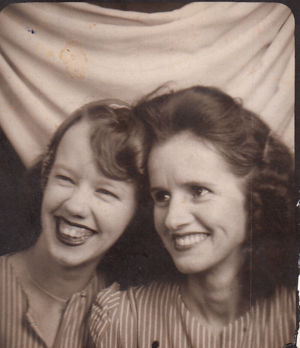 Maud and Betty Bagley