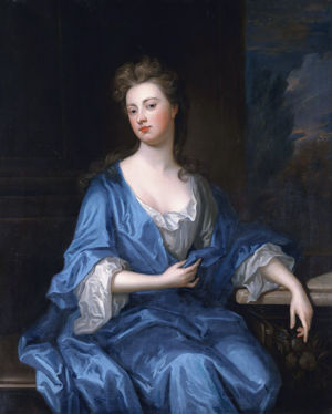 Sarah Churchill, Duchess of Marlborough. Attributed to Godfrey Kneller.