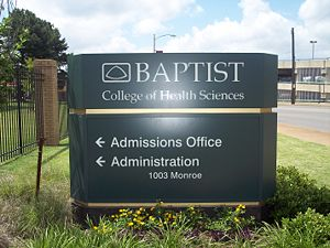Baptist College of Health Sciences Image 2