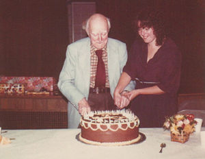 95th Birthday Party