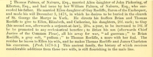 Family of William Palmes