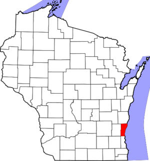 Ozaukee County, Wisconsin