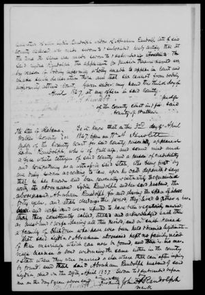 Page 14 of Revolutionary War Pension for Widow, Lydia Dill Randolph