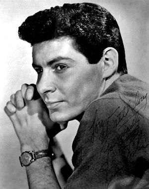 Eddie Fisher, crooner