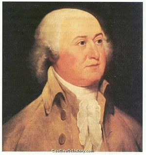 John Adams (173... Y Chromosome