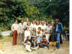 Robinson Peasley Family History