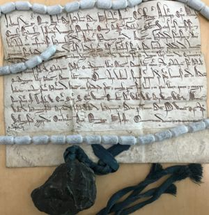 Charter of King John to the men of Andover