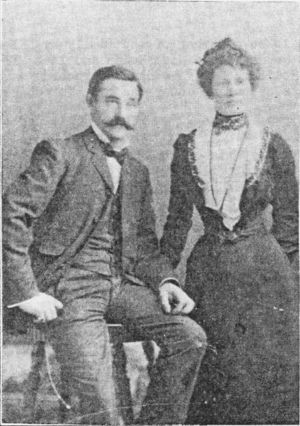 William and Ada (Fraser) Prowse