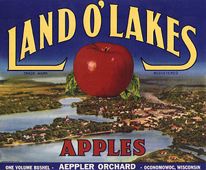 Land O' Lakes Apples