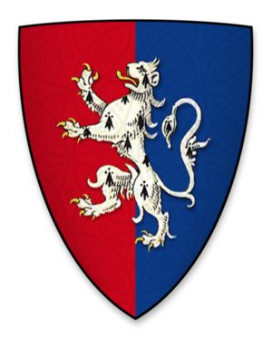 Hugh le Bigod coat of arms