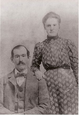 Charles McCoy and Julia Bell (Davis) McCoy