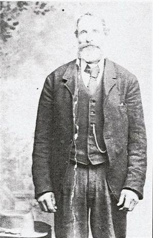 John Vane 1842 1906 Wikitree Free Family Tree