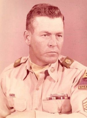 SFC James Harvey Hinson
