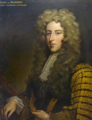 James Ogilvy, 4th Earl of Findlater