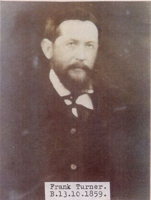 Photo of Francis Turner