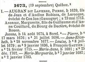 Pierre Augran-Tanguay Collection Vol 1 page 18