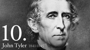 John Tyler 10th US President