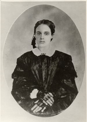 Mary Sophia Miller Bowyer 23 May 1835 – 30 June 1882