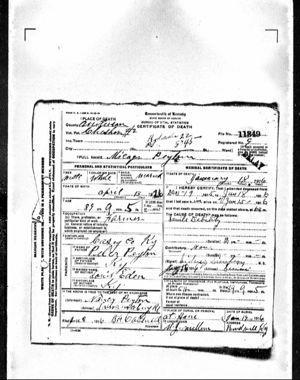 Micajah Peyton (1826-1916) | WikiTree FREE Family Tree