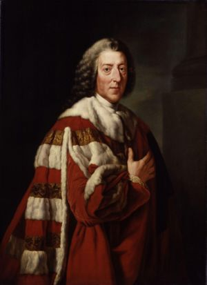 William Earl of Chatham