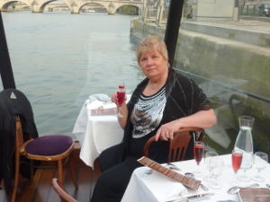 Nancy Lee Cousins, Paris France. 2011