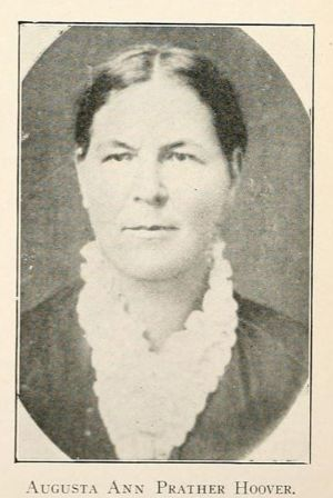 Augusta Ann Prather Hoover