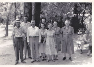 Josie Smith Cavel and children's spouses
