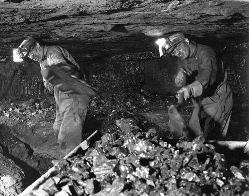 Virginia Mining Disasters