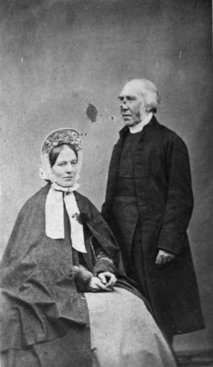 Bishop and Mrs. Medley