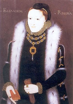 young queen elizabeth i portrait. queen elizabeth 1 family tree.