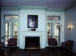 Parlor at the Front, Center of the House.