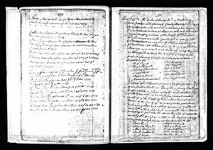 Cane Creek Meeting Minutes recording the family of Joseph Brown and Ann Jones Morgan Brown, also the daughter of Henry Morgan and Ann Jones, Catherine Morgan