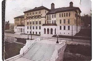 1895 Fitchburg High School