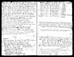 Massachusetts Town and Vital Records [deaths] from 1710