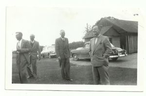 Lester Pearson and Cousins