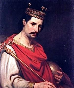 Charles, Emperor of the West and King of France Image 1