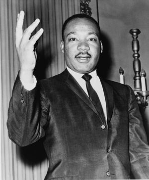 Martin Luther King 1964