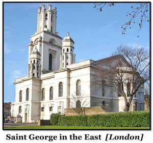 ---- St George in the East ----