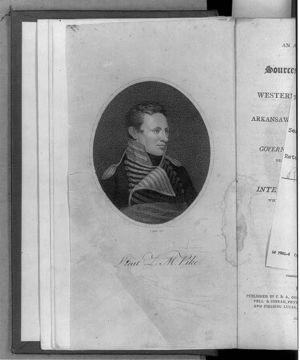 Zebulon Pike from Library of Congress