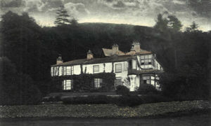 Brantwood House in 1871