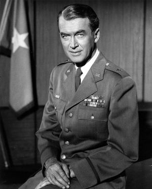 Brigadier General Jimmy Stewart