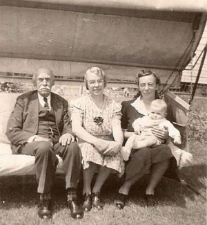 Four Bartlett-Nelson Generations