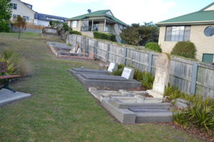 Settlers Park cemetery, Kingston