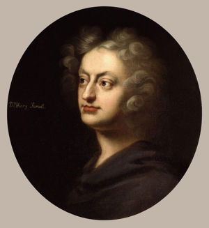Henry Purcell by J Closterman