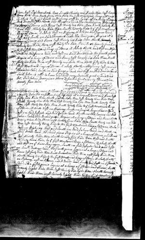 David Calhoun (abt 1690-abt 1769) | WikiTree FREE Family Tree