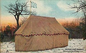 George Washington's Tent