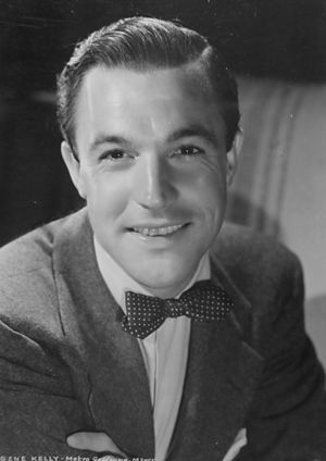 Promotional Photograph of Gene Kelly